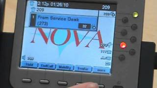 Cisco IP Phone 7970 Direct Transfer
