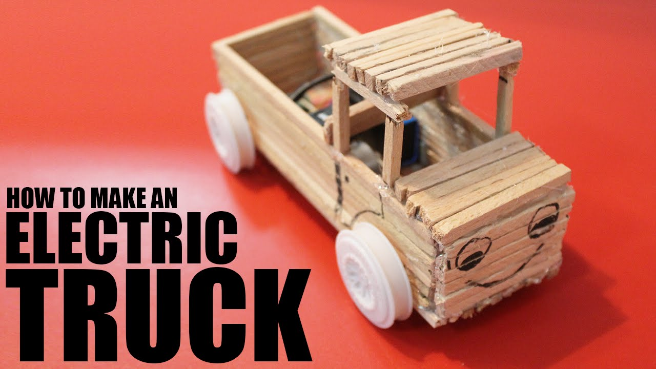 How To Make A Truck That Moves Making Wooden Toy Trucks
