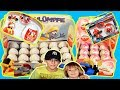 Surprise eggs kinder surprise frozen barbie doll and minnie mouse huevos sorpresa