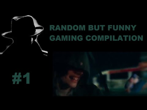 Random But Funny Gaming Compilation