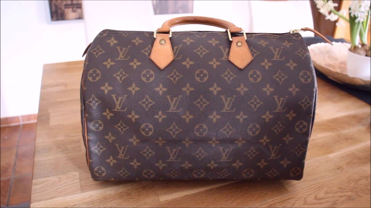 Woran Erkenne Ich Eine Originale Louis Vuitton Handtasche Fake Check German Youtube