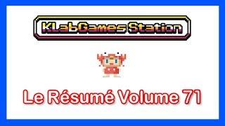 KLab Games Station : Le Résumé Volume 71