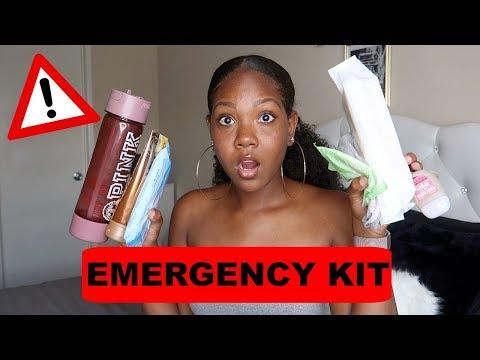 Back To School Emergency Kit!!!!