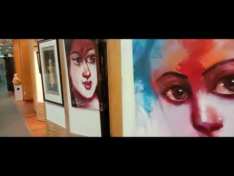 Kolkata Art Fair 2020 | Park Street Kolkata (Music Video)