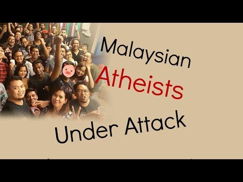 Malaysian Atheists Under Attack