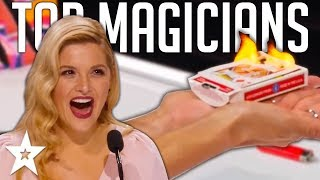 MINDBLOWING MAGICIAN Auditions On Australia's Got Talent 2019! | Got Talent Global