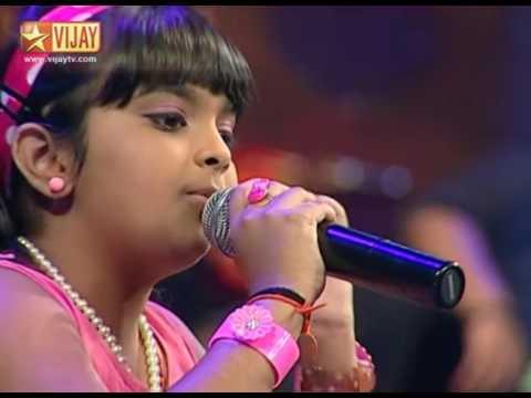 Super Singer Junior   Nee Enge En Anbe by SSJ06 Pravasthi 480p