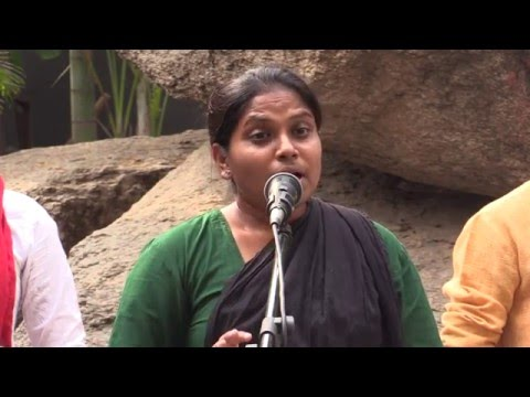 Sheetal Sathe & Troupe at Lamakaan for #JusticeForRohith - 1
