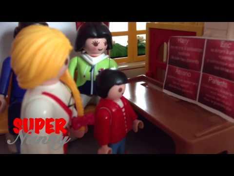 Super Nanny playmobil - épisode 2 - une famille adicte aux écrans /HD1080p/