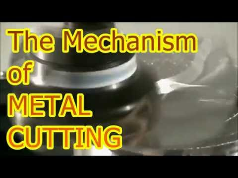 Mechanism of Metal Cutting - Explained