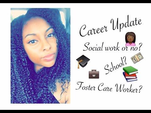 Social Work Career Update