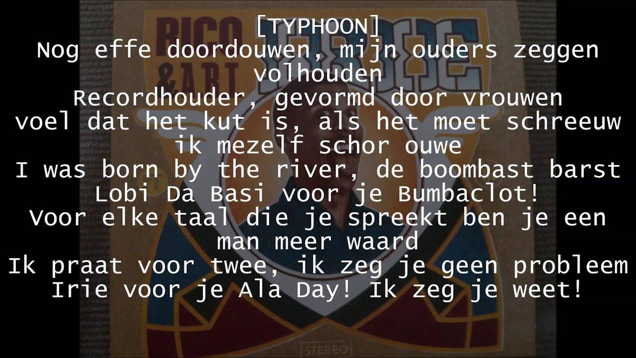 Typhoon- Hemel valt Lyrics - YouTube
