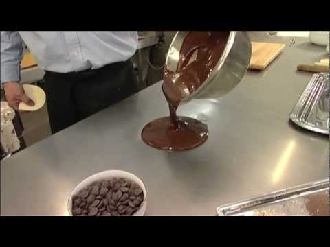 hvordan smelter jeg chokolade