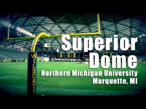 Northern Michigan University Superior Dome Walking Program
