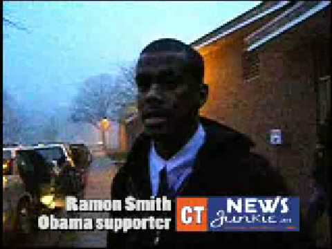 CTNJ-TV: Windsor social worker supports Obama