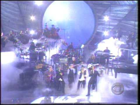 Backstreet Boys at the 2000 Grammys