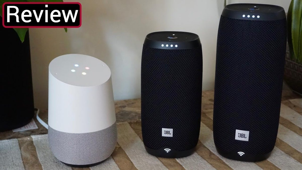 JBL Link 10 And JBL Link 20 Review - Better Than Google Home?
