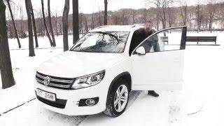 рассказ VW Tiguan Sport