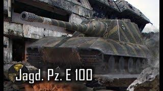 W plutonie raźniej 151(G) Jagd Pz. E 100, ob. 705