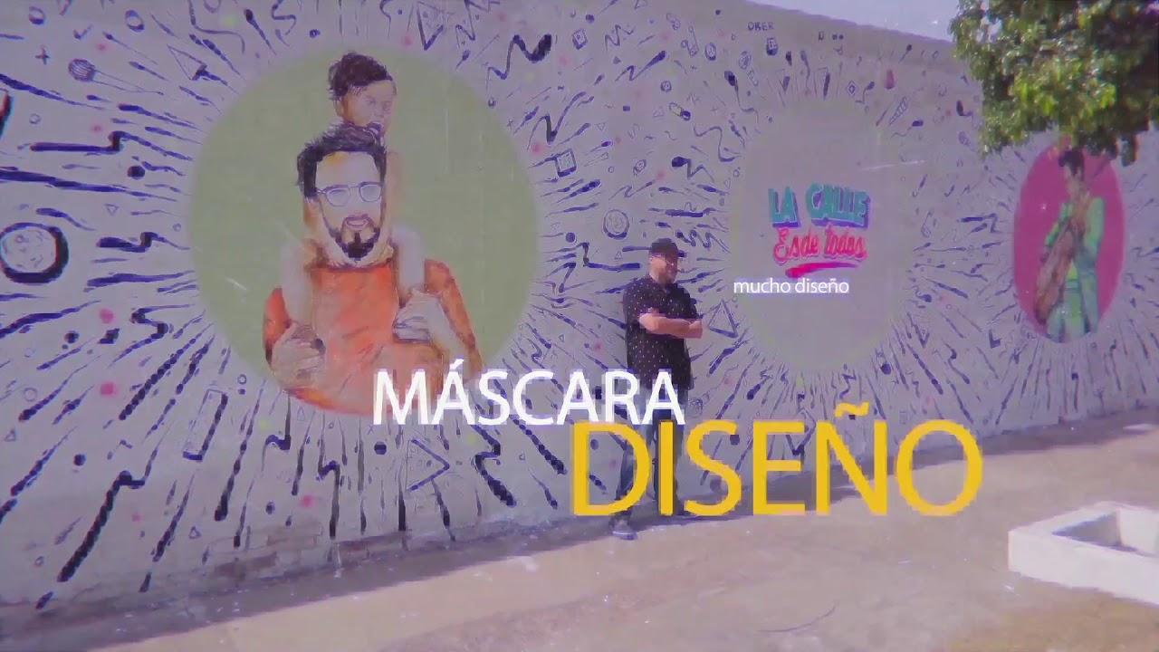 """Mural """"La Calle es de Todos"""" mayo 2018"""