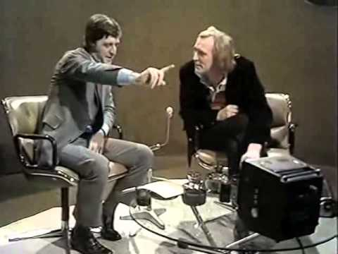 Richard Harris - Parkinson interview (blooper clips)