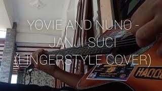 Yovie & Nuno - Janji Suci (Fingerstyle Cover)