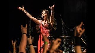 Special Interview With Floor Jansen And Allie Jorgen For LA Metal Media Part 1