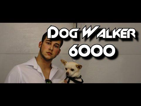 UBTeam - The Dog Walker 6000 Reintroduced - Short Film