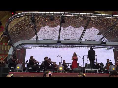 National Orchestra of Belgium  - Tomorrowland  Hymn - 2015