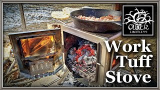 Impressive! Field Test - Work Tuff Stove WTS 380 - Initial Burn In