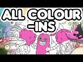 My Singing Monsters: Colouring Book - All Colour-Ins