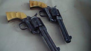 John Wayne's six gun