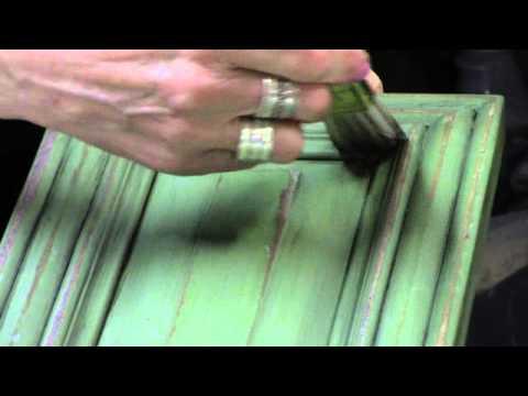Vintage Market Design Furniture Paint Atelier Glazes 3
