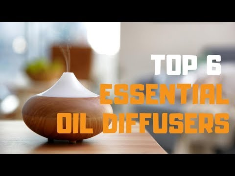 best-essential-oil-diffuser-in-2019---top-6-essential-oil-diffusers-review