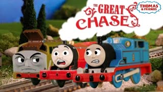 The Great Chase + Flashback Trailer!   Thomas Creator Collective   Thomas & Friends
