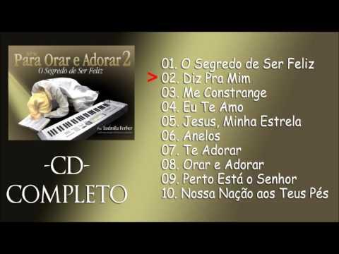 PLAYBACK FERBER E ORAR LUDMILA ADORAR BAIXAR 3 PARA CD