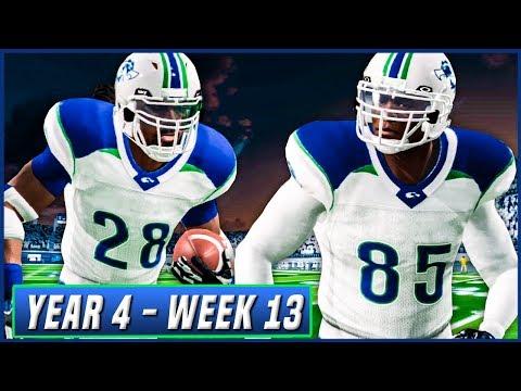 NCAA Football 14 Dynasty Year 4 - Week 13 @ Utah State | Ep.66