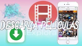 Descargar peliculas HD , en IPHONE .IPOD .IPAD (IOS 8,9,10,11) ...2017 .| sin jailbreak