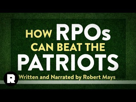 How RPOs Can Help the Eagles Beat the Patriots   The Ringer