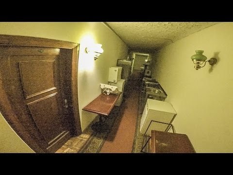 Sneaking Into Somebody's Not So Abandoned House