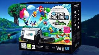 Wii U Mario & Luigi Premium Pack - 32GB - UNBOXING PL i PREZENTACJA