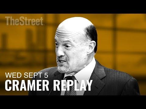 Jim Cramer on Facebook, Twitter, Salesforce, Workday & Restoration Hardware