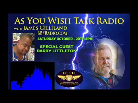 As You Wish BBS Talk Radio - Saturday 10/20/2018 (Audio Only)