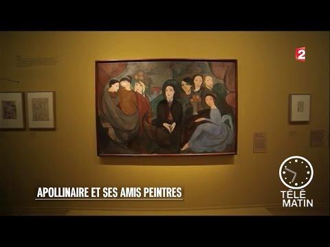 Expo - « Apollinaire, le regard du poète » - 2016/05/27