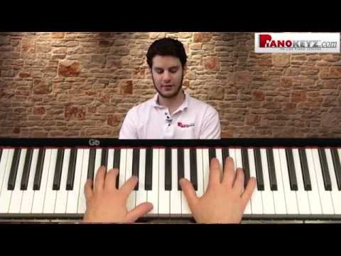 """How to Play """"Rude"""" by MAGIC! Piano Tutorial"""
