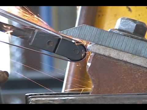 Bandit Beast Maintenance Knife Sharpening W Belt Sander