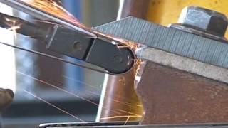 Bandit Beast Maintenance (knife Sharpening W/belt Sander)