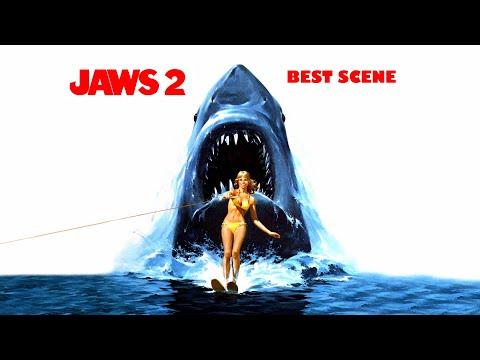 Jaws 2 Best Scene