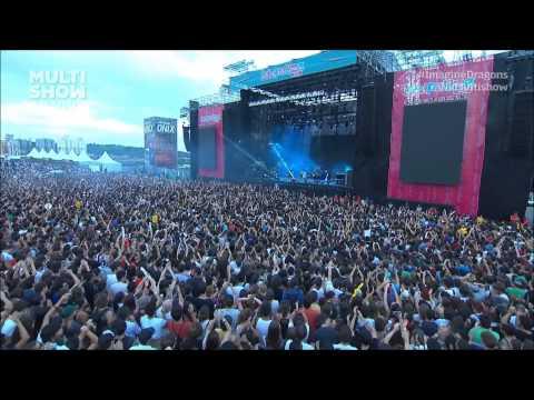 Imagine Dragons - Rocks - Lollapalooza Brazil 2014 [HD 1080i]