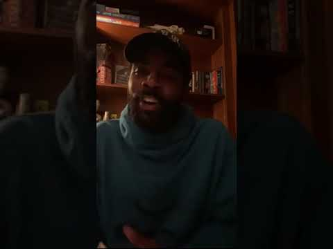 Kyrie Irving   Instagram Live Stream   October 14, 2021